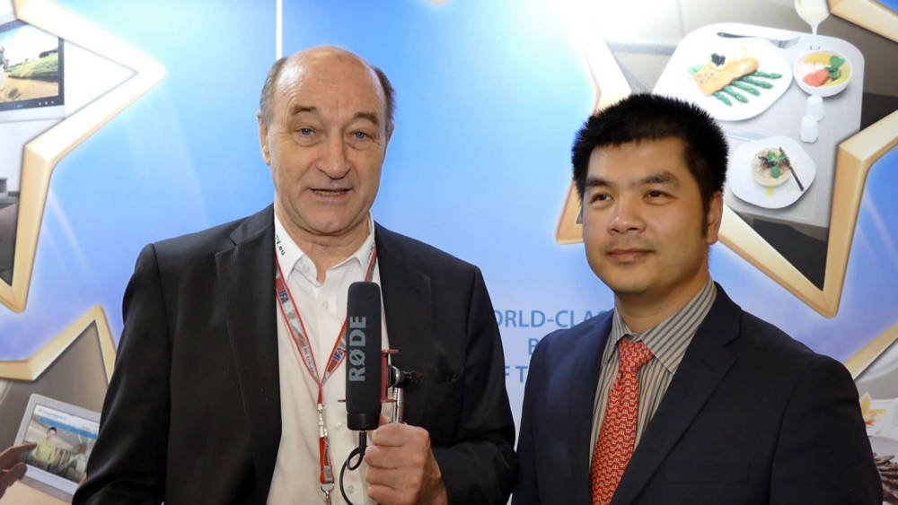 53 - ITB 2018: Interview mit Viet Le Hung - Vietnam Airlines