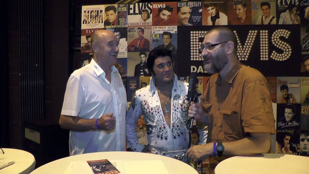 Elvis - Das Musical - Inteview mit Grahame Patrick (Elvis Darsteller)