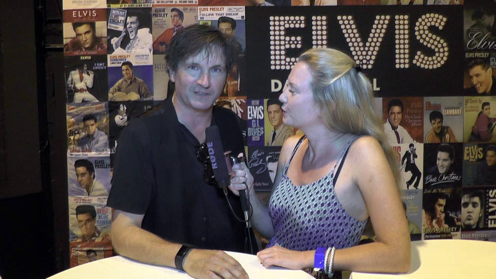 Elvis - Interview mit Alexander Gregor (Darsteller von Sam Phillips & Colonel Parker)