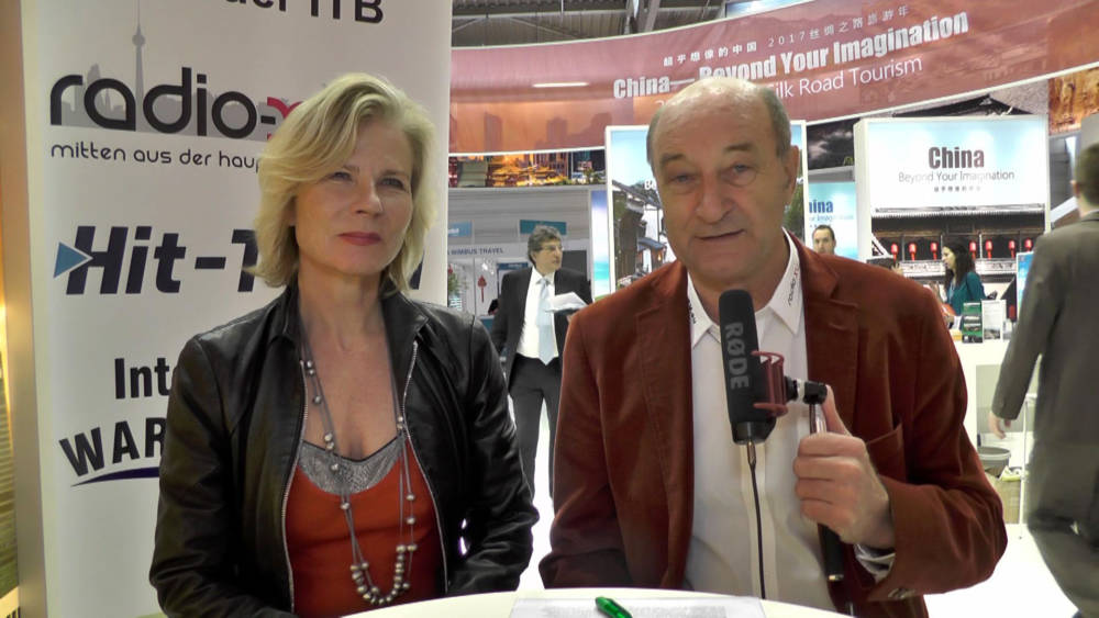 ITB 2017 Interview -  Annette Zierer  - ziererCOMMUNICATIONS (Teil 2)