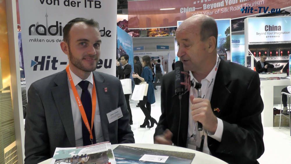 ITB 2017 Interview - Bastiaan Overeem - Visit Holland