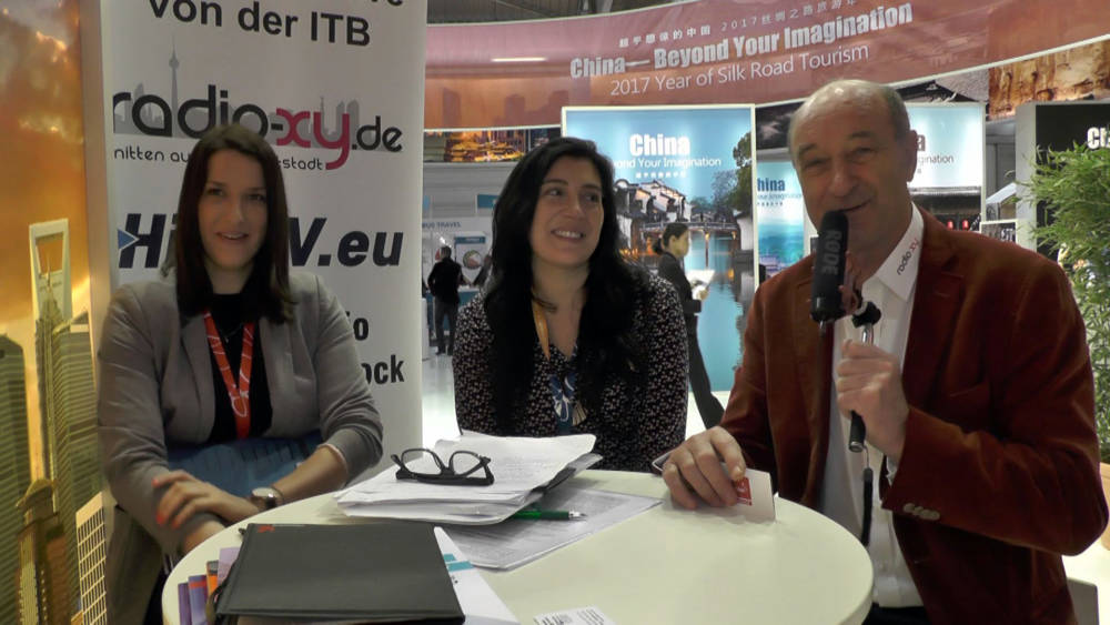 ITB 2017 Interview - Claudia Gonzalez Farjas und Anne Christin Schlegel - Chile
