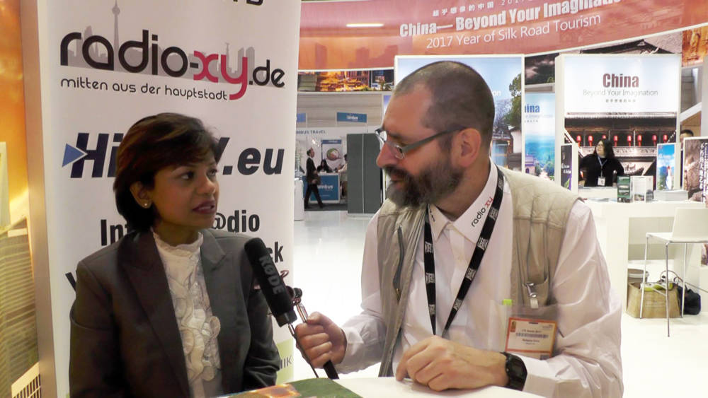 ITB 2017 Interview - Dinithi Somaratne - Sri Lanka