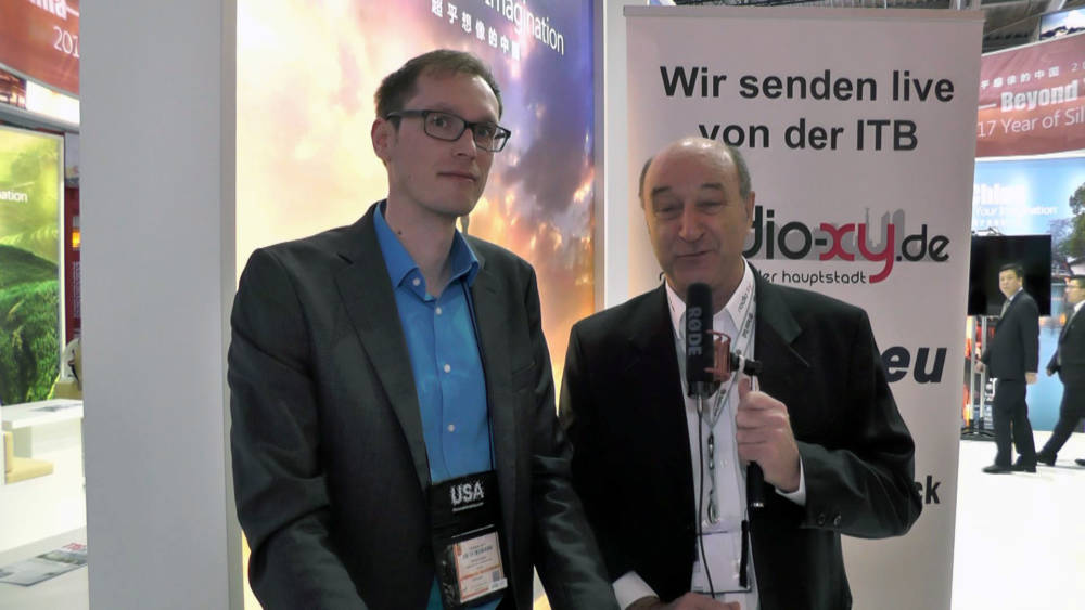 ITB 2017 Interview - Michael Liedtke - SeeWorld Parks Entertainment