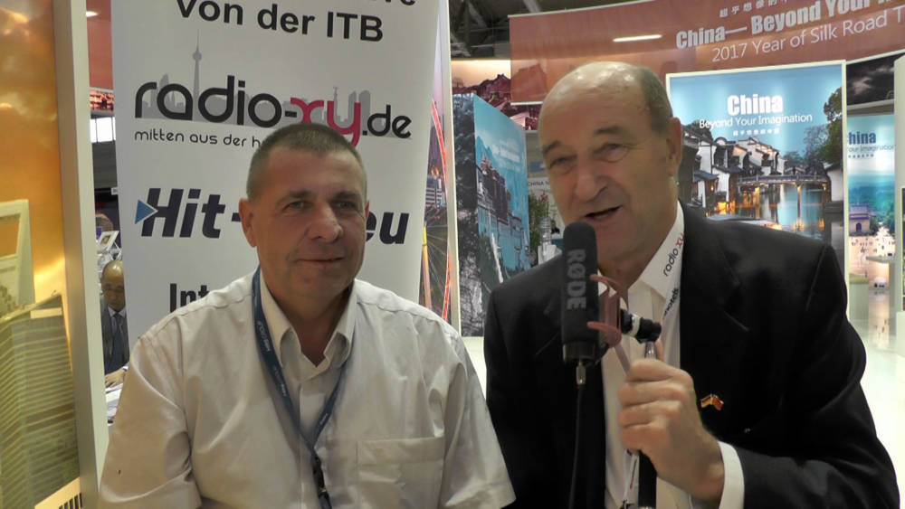 ITB 2017 Interview - Ralf Miethe HGH Travel (Vietnam)