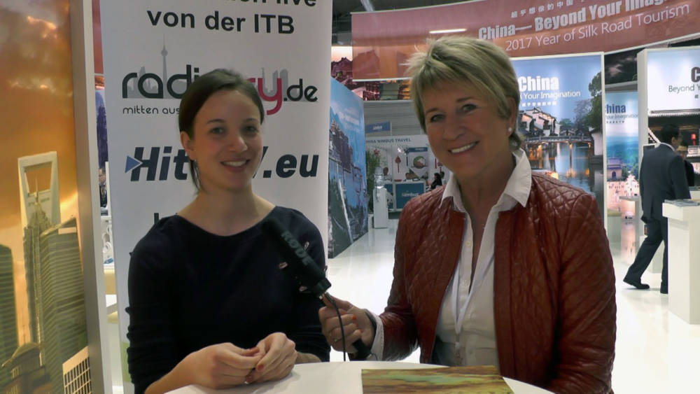 ITB 2017 Interview - Rebecca Mehling Ethiopia Tours