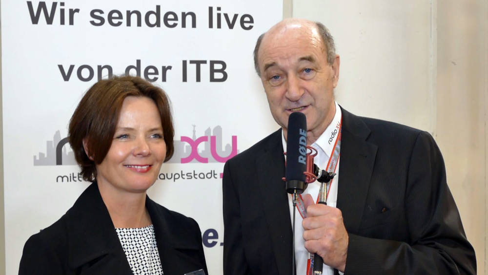 ITB 2018:  Interview mit Antje Rudhart - Tourist Board St Lucia