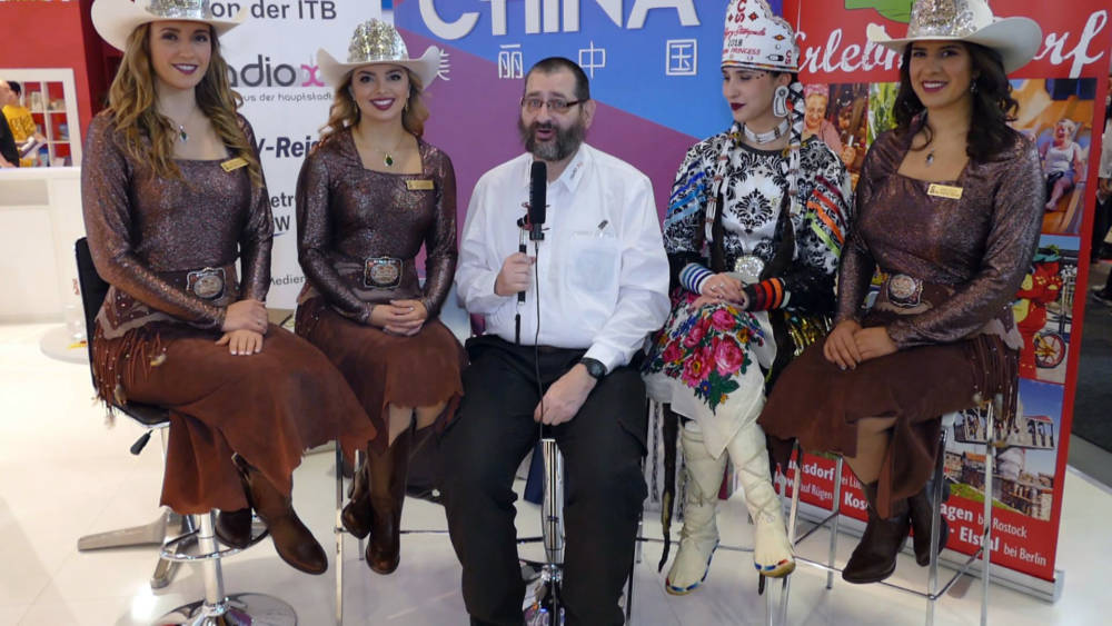 ITB 2018: Interview mit Calgary Stampede Queen & Princesses - Canada