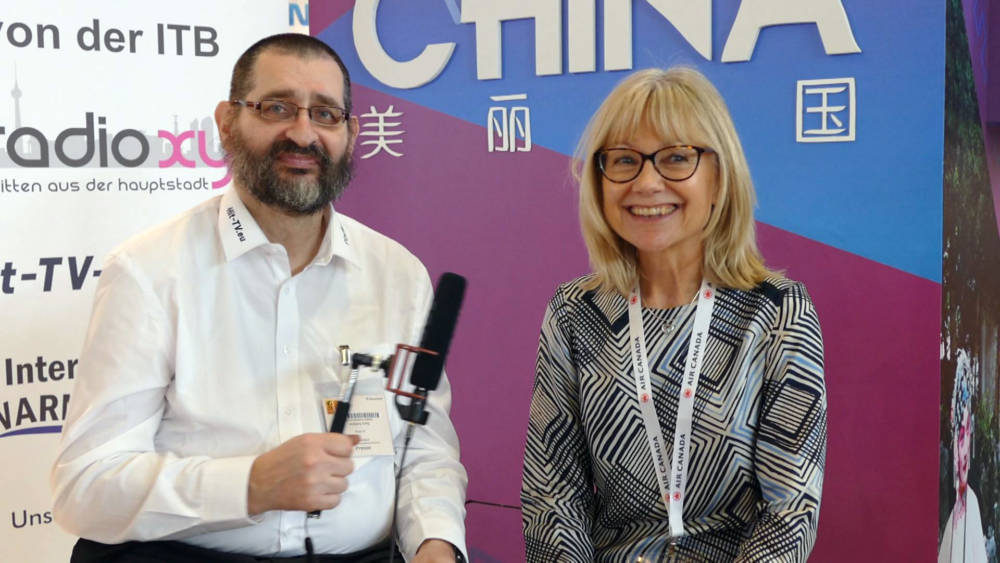 ITB 2018: Interview mit Debra Taylor