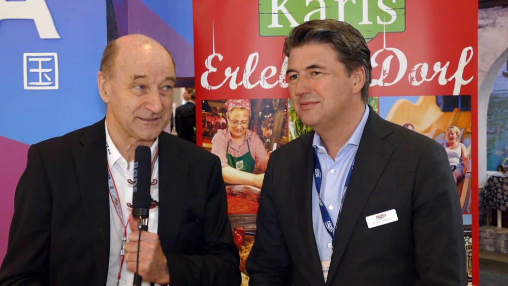 ITB 2018: Interview mit Guido Laukamp - Nicko Cruises