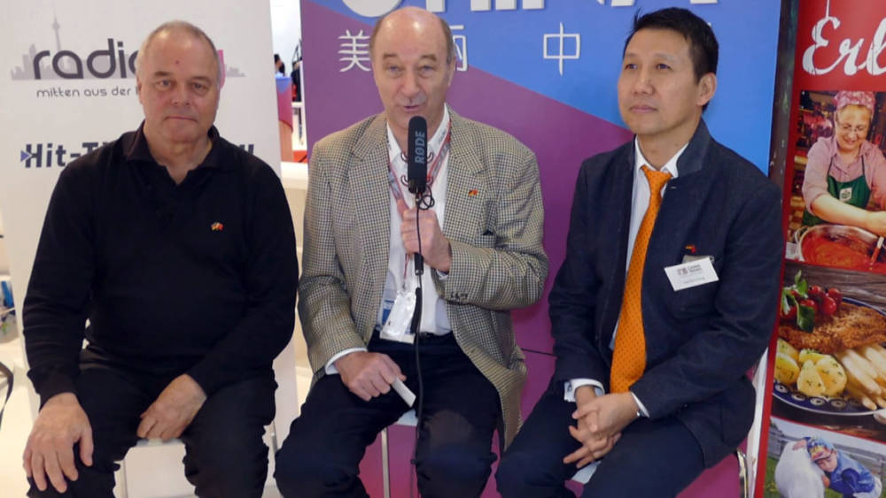 ITB 2018: Interview mit Interview mit Peter Kreutzberger