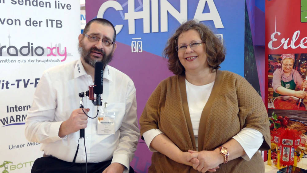 ITB 2018: Interview mit Marjorie Magnusson - Arizona