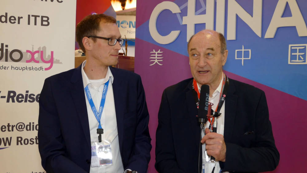 ITB 2018: Interview mit Michael Liedtke - Seaworld Parks & Entertainment
