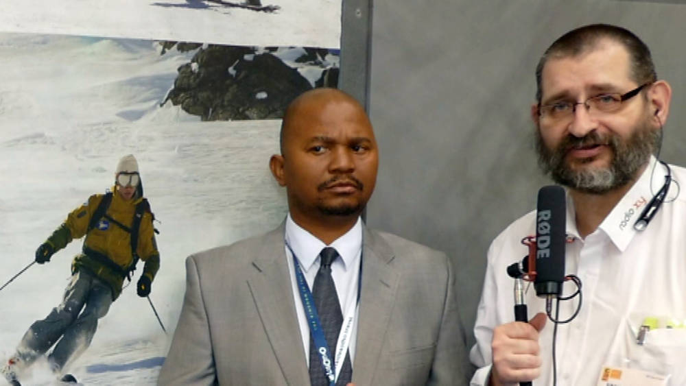 ITB 2018: Interview mit Thebello Thoola - Lesotho