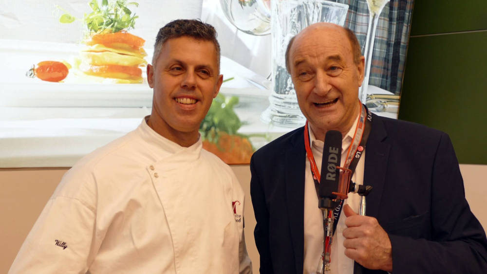 ITB 2018: Interview mit Willy Winkler - Creafood