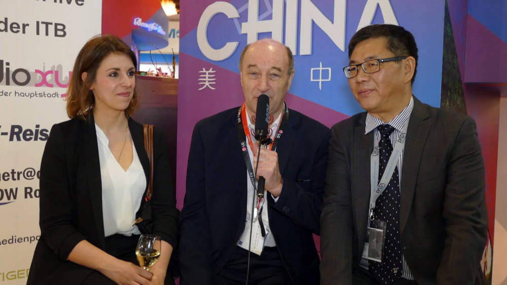 ITB 2018: Interview mit Xiang Shi - Fremdenverkehrsamt VR China
