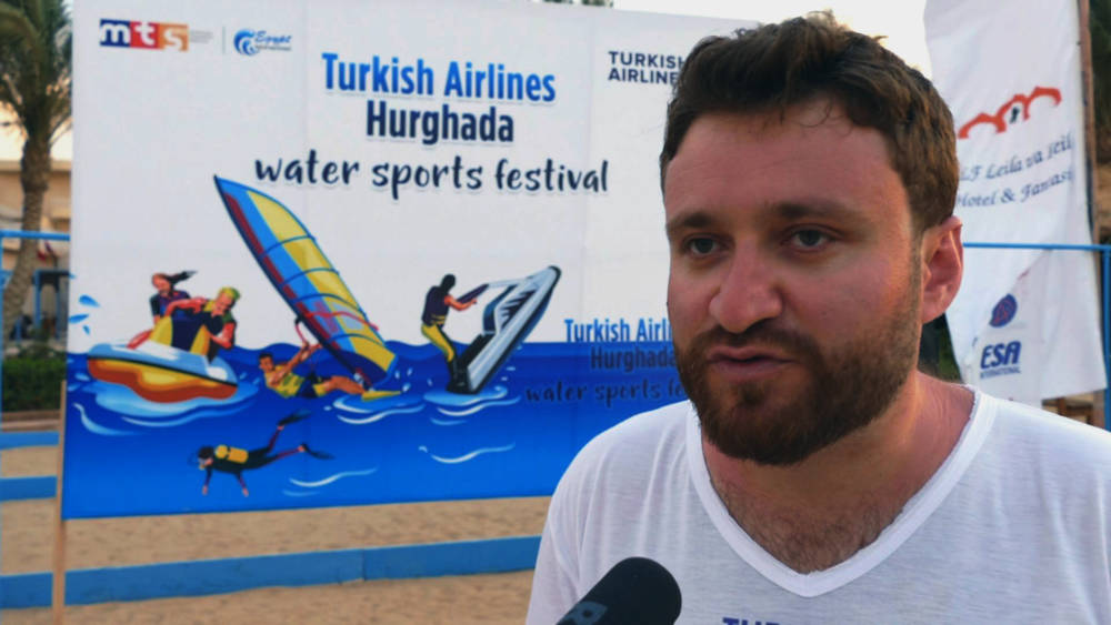 Interview mit Ahmet Akbulut General Manager Turkish Airlines Hurghada