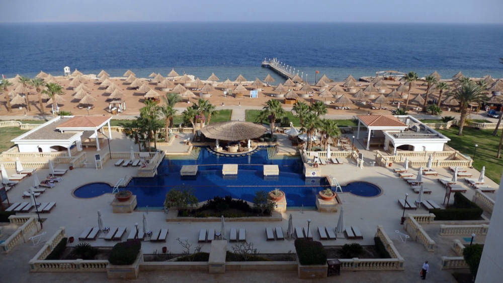 Interview mit Dr. Franz Gilhofer Manager Sheraton Sharm el Sheikh