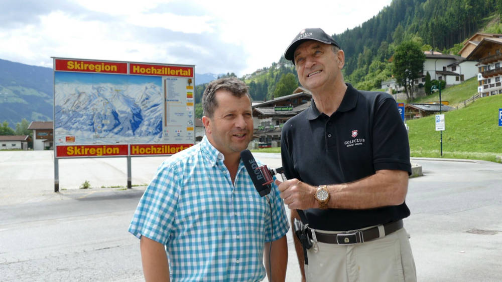 Video - Interview mit Andreas Daigl Thema Zillertal